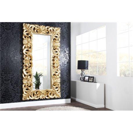 Zrkadlo Venice 180 cm zlaté