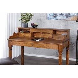 Písací stôl Mandalle 115cm sheesham
