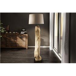 Stojanová Lampa Rousilique z naplaveného dreva