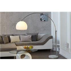 Stojanová Lampa Big Bow II 175-205 cm biela