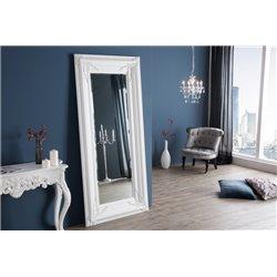 Zrkadlo Renaissance biele