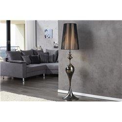 Stojanová Lampa Lucie 160 cm čierna