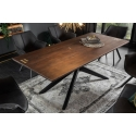 Jedálenský stôl pre 6 a viac osôb Galaxia artwork 200cm agát prírodná octová
