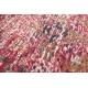 Podlahový vankúš Old Marrakesh 70cm červený