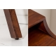 Písací stôl Deluge 100cm akácia prírodná