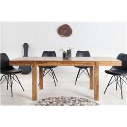 Jedálensky stôl Agbara 120-200 cm