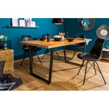 Jedálenský stôl Studio 140 cm prírodná dub