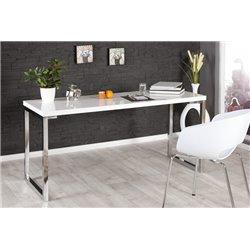 Písací stôl White 160cm