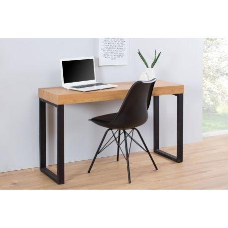 Stolík na notebook do advokátskej kancelárie 120 cm dubový vzhľad