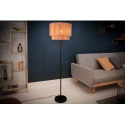 Stojanová lampa s tienidlom Paradise 150 cm papier ratan