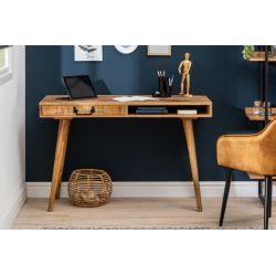 Písací stolík Retro Futurist 120 cm masívny mango