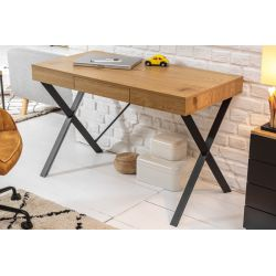 Písací stolík Salon 110 cm dub prírodný