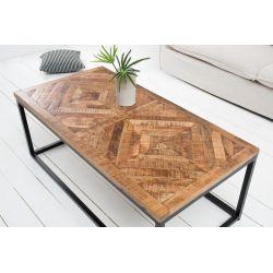 Konferenčný stôl Myriad Home 100 cm mango prírodný