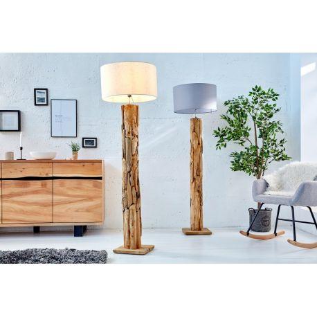 Stojan k lampe Roots z naplaveného dreva 160-175 cm ( bez tienidla )