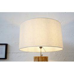 Tienidlo na stojanovú lampu Roots 50 cm ľan prírodné
