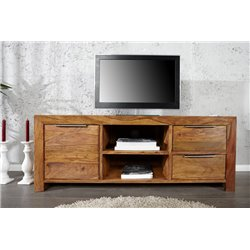 TV Stolík Agbara 135 cm Sheesham