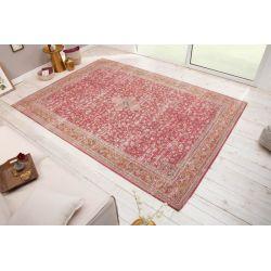 Orientálny koberec Marrakesh 350x240 cm červený béžový