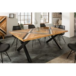 Jedálenský stôl Montauk 200 cm mango