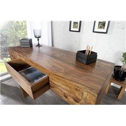 Písací stôl Mandalle 100cm sheesham