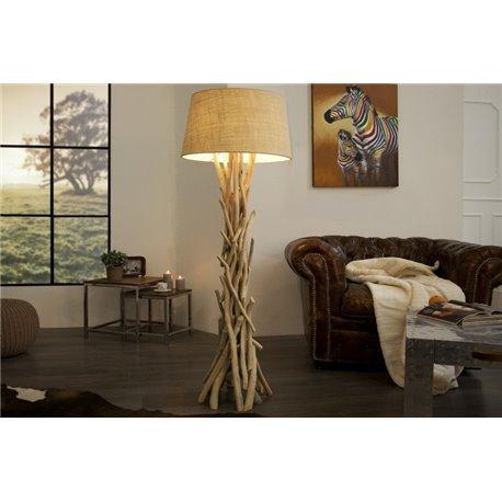 Stojanová Lampa Cara 155 cm driftwood