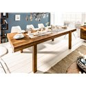 Jedálenský stôl Agbara 160-240 cm
