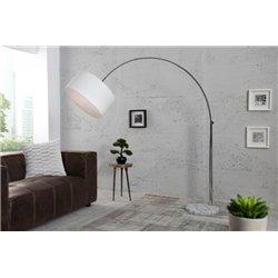Stojanová lampa Big Bow 170-200 cm biela