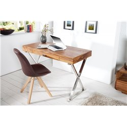 Pracovný stôl Fusion 120 cm Sheesham