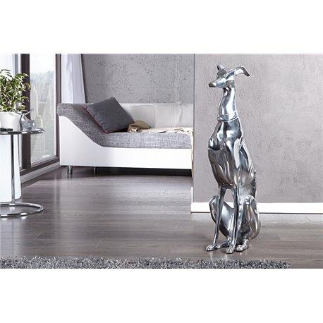 Soška Greyhound hliník