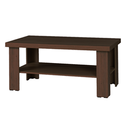 Drevený konferenčný stolík Manda 120 cm dub stirling