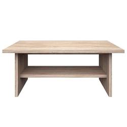 Drevený konferenčný stolík Wendy 120 cm dub sonoma