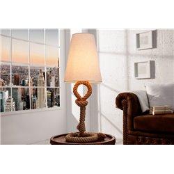 Nočná lampa Sedem morí 80 cm lano