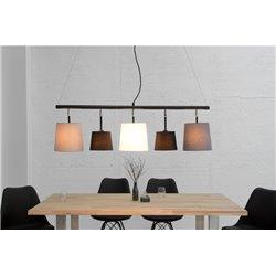 Závesná lampa Niveau 100 cm