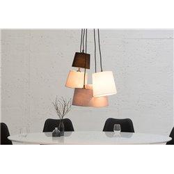 Závesná lampa Niveau 5