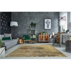 Koberec Batik 240 x 160 cm piesok