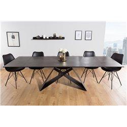 Rozkladací jedálenský stôl Titan 180 - 260 cm