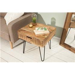 Bočný stôl 50 cm Mango