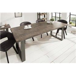 Jedálensky stôl Tango 180 cm sivý mango