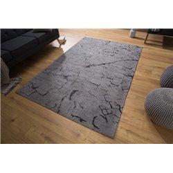 Koberec Fragment 240 x 160 cm šedý