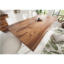 Jedálenský stôl Mammut 180 cm Sheesham 40 mm