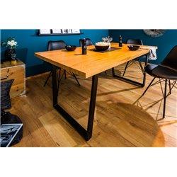 Jedálensky stôl Loft 160 cm prírodná