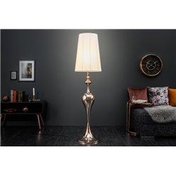 Stojanová lampa Lucie 160 cm rosegold