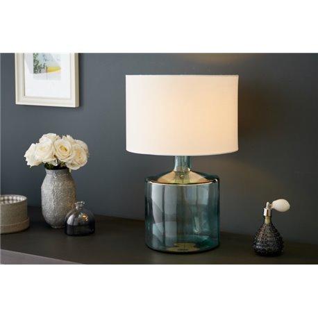 Stolová lampa Klasic II recyklované sklo