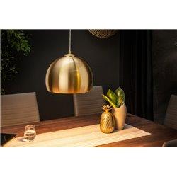 Závesná lampa Golden Ball zlatá 30 cm