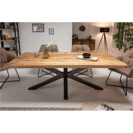 Jedálenský stôl Galaxia 200 cm Mango