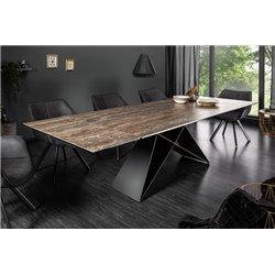 Jedálenský stôl Prometheus 180 - 160 cm rošt