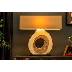 Nočná lampa Artistry 80 cm orech