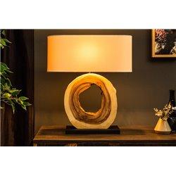 Nočná lampa Artistry 55 cm orech