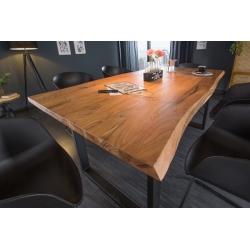 Jedálenský stôl Action 200 cm masív agát 35 mm