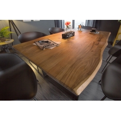 Jedálenský stôl Action 140 cm agát 26 mm