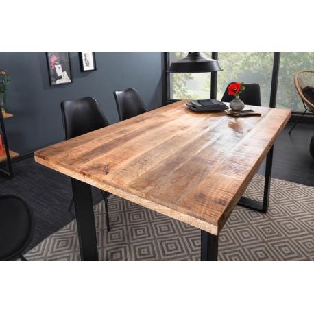 Jedálenský stôl Tango 140cm mango 45mm